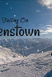 Snow Falling on Queenstown Poster