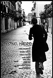 Destino: Madrid Poster