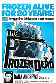 The Frozen Dead (1966) Poster - Movie Forum, Cast, Reviews