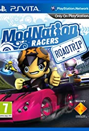 ModNation Racers: Road Trip Poster