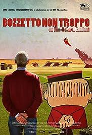 Bozzetto non troppo Poster