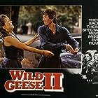 Scott Glenn and Ingrid Pitt in Wild Geese II (1985)