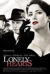 Salma Hayek, John Travolta, James Gandolfini, and Jared Leto in Lonely Hearts (2006)