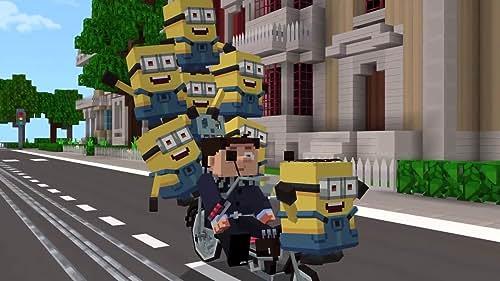 Minecraft: Minions Chaos! Chaos! Chaos! DLC Trailer