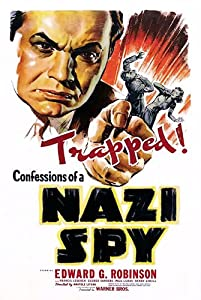 Watch it all movies Confessions of a Nazi Spy USA [1080i]