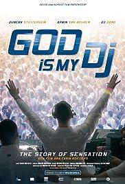 God Is My DJ Poster