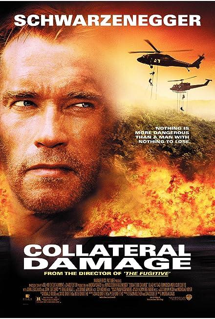Film: Ölümüne Takip - Collateral Damage