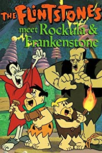 Movie adult free download The Flintstones Meet Rockula and Frankenstone USA [320x240]