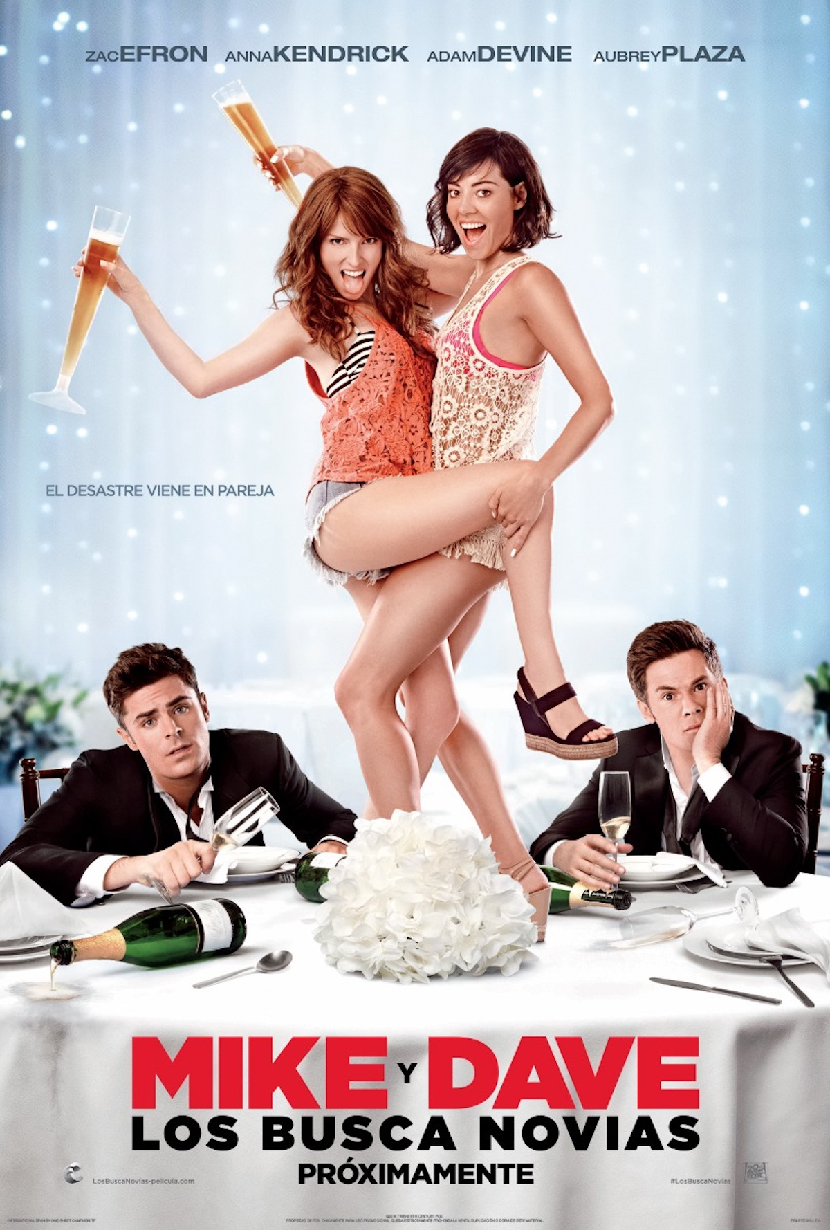 Mike and Dave Need Wedding Dates (2016) in Hindi