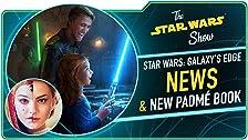 Queen's Shadow Author E.K. Johnston, Plus Star Wars: Galaxy's Edge News