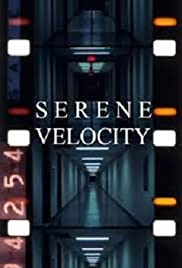 Serene Velocity Poster