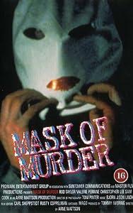 Watch free full divx movies Mask of Murder by Arne Mattsson [720pixels]
