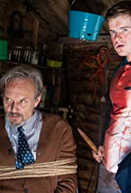 Anthony Head and Karl Rice in Let the Wrong One In (2021)