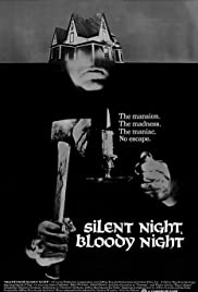 Silent Night, Bloody Night (1972) Poster - Movie Forum, Cast, Reviews