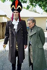 Gary Morgan and Robert Broski in Count Vlad of FaGaRaS