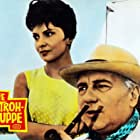 Gina Lollobrigida and Ralph Richardson in Woman of Straw (1964)