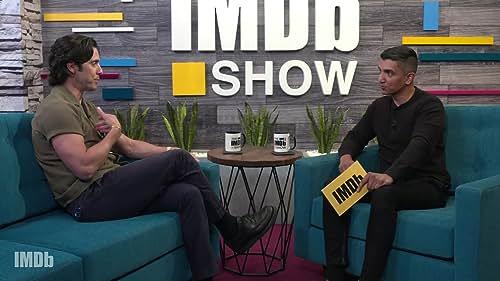 Watch What Milo Ventimiglia Is Watching