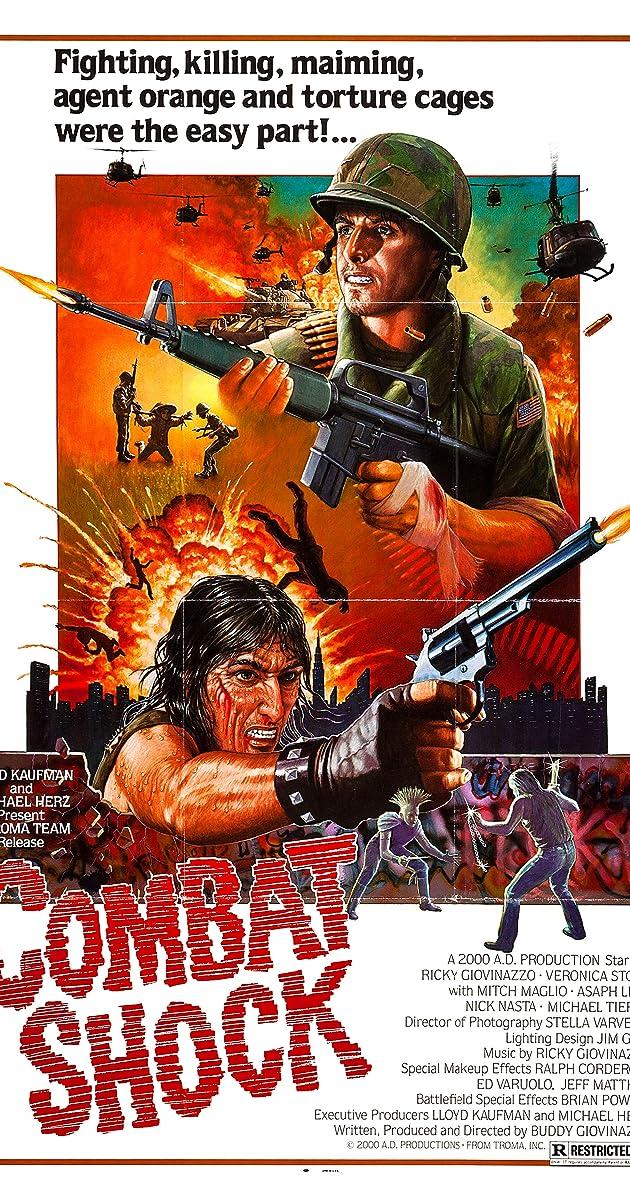Subtitle of Combat Shock