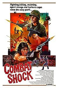 international free downloading movies Combat Shock USA [flv]