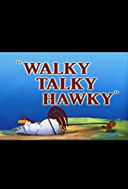 Walky Talky Hawky Poster