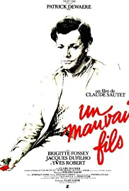 Un mauvais fils (1980) Poster - Movie Forum, Cast, Reviews