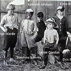 Elmo Billings, Richard Billings, Jackie Condon, Ernest Morrison, George Ward, and Kenneth Johnson in Fire Fighters (1922)