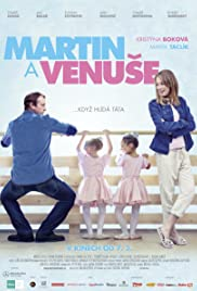 Martin a Venuse Poster