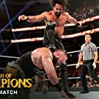 Colby Lopez and Adam Scherr in WWE: Clash of Champions (2019)