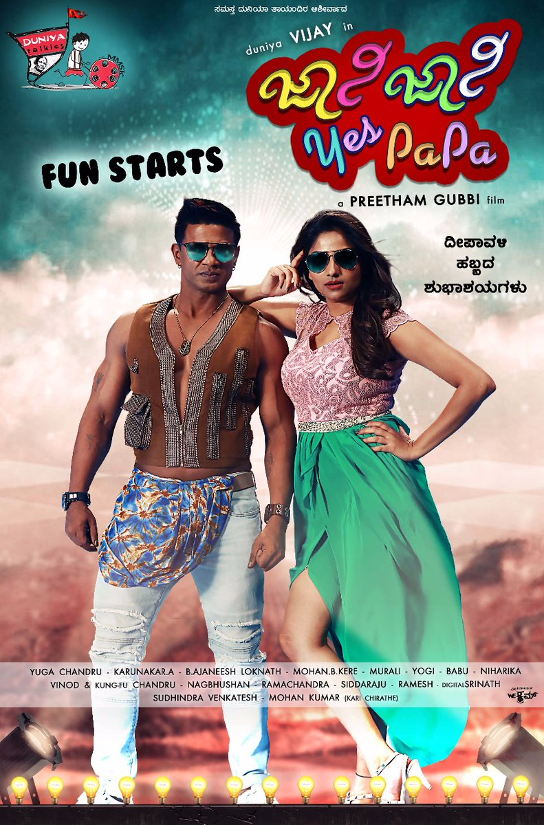 Takkar Pe Takkar (Johnny Johnny Yes Papa) Hindi Dubbed 720p HDRip 950MB x264 AAC
