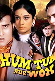Hum Tum Aur Woh Poster