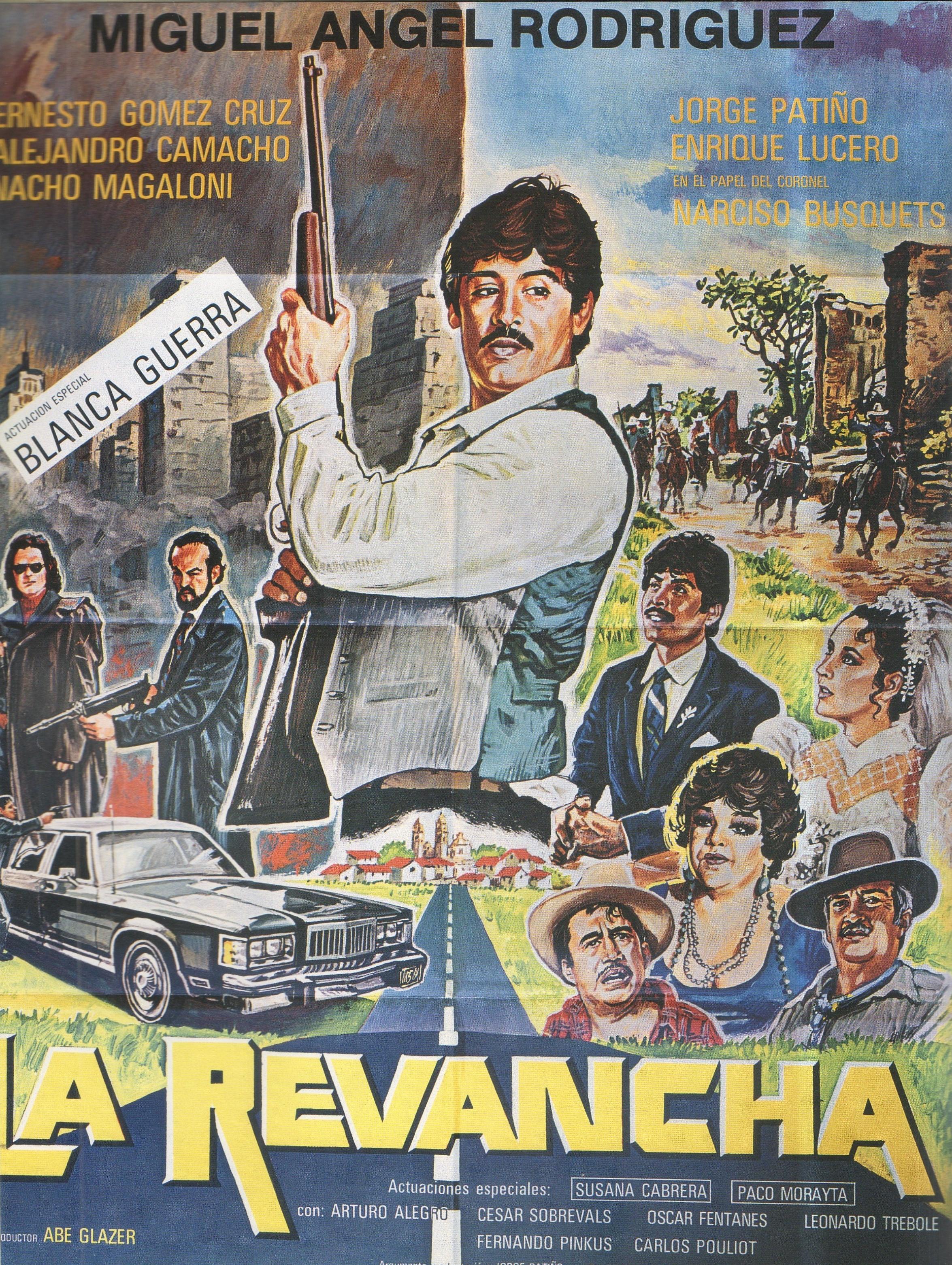 La revancha ((1985))