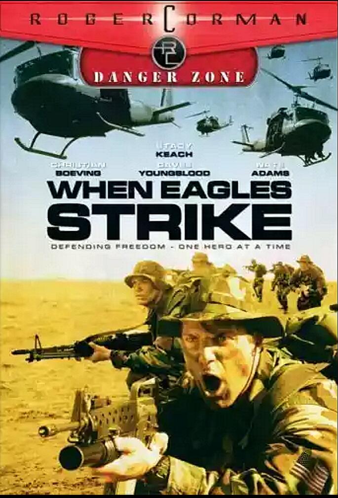 O Ataque dos Águias [Dub] – IMDB 3.5