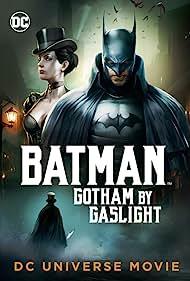 Grey Griffin, Bruce Greenwood, Anthony Head, and Jennifer Carpenter in Batman: Gotham by Gaslight (2018)
