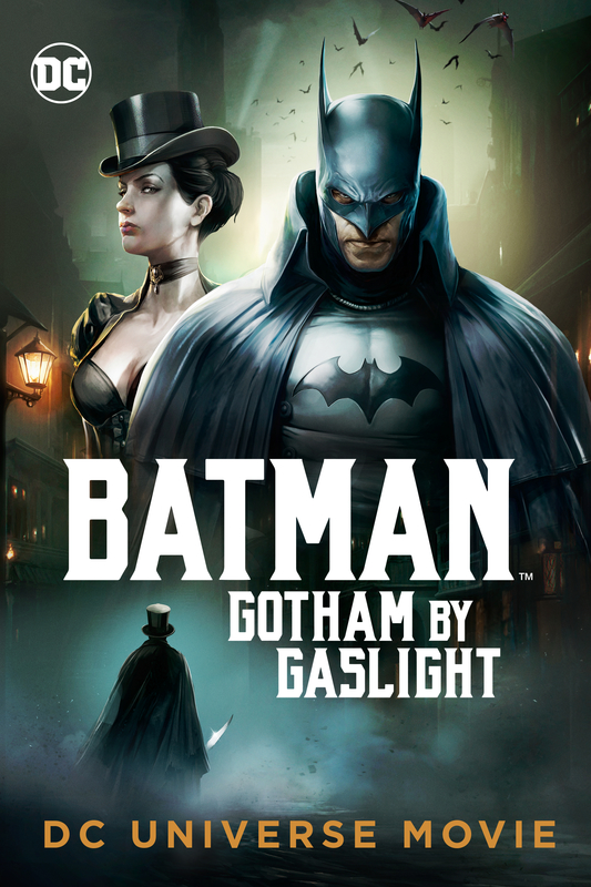Batman: Gotham by Gaslight (2018) BluRay 720p