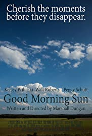 Good Morning Sun Poster