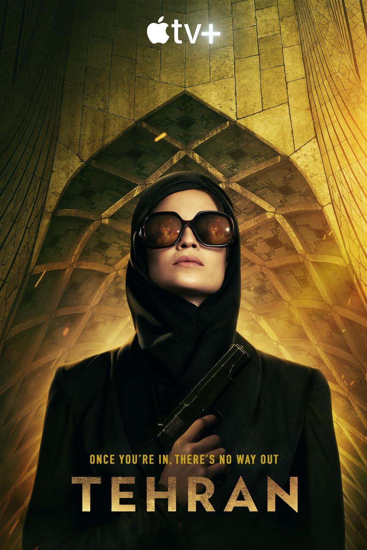 Tehran (2020) S01 English AppleTV+ WEB-DL x265 AAC Msub