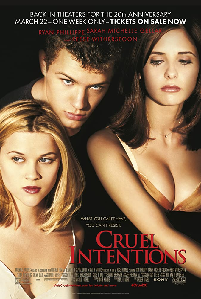 Cruel Intentions (1999) Hindi Dubbed
