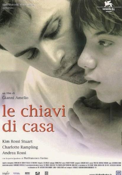 Kim Rossi Stuart and Andrea Rossi in Le chiavi di casa (2004)