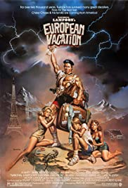 European Vacation Poster