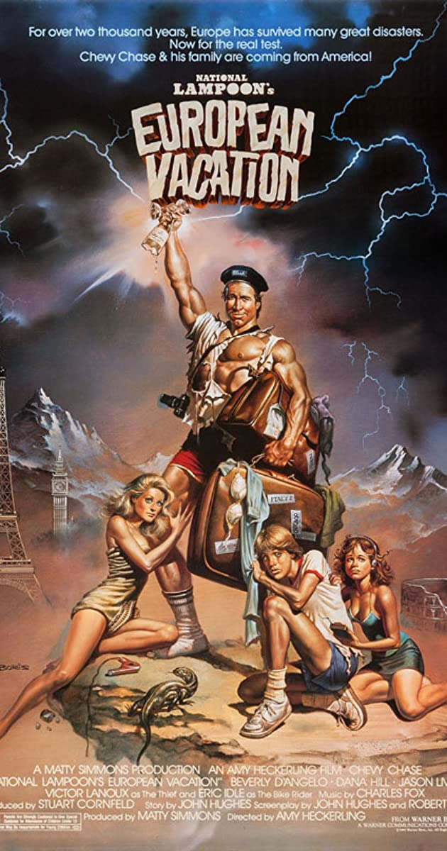 National Lampoon's European Vacation (1985) - IMDb