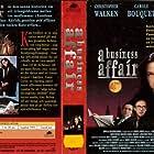 Jonathan Pryce, Christopher Walken, and Carole Bouquet in A Business Affair (1994)