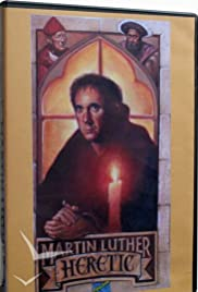 Martin Luther, Heretic Poster