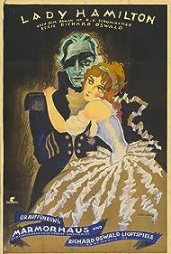 Richard Oswald, Heinrich Vollrath Schumacher, and J. Fenneker in Lady Hamilton (1921)