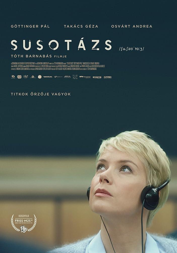 Andrea Osvárt in Susotázs (2018)
