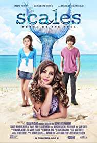 Nikki Hahn, Jack Dylan Grazer, and Emmy Perry in Scales: Mermaids Are Real (2017)