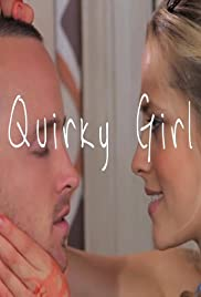 Quirky Girl Poster