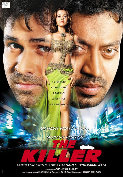 The Killer (2006) Hindi Full Movie 480p, 720p Download