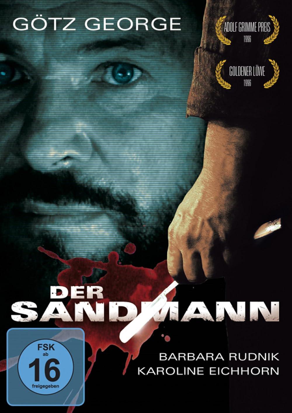 "Der Sandmann: Directed by Nico Hofmann. With Götz George, Karoline Eichhorn, Barbara Rudnik, Martin Armknecht. The ambitious young Ina Littmann is investigative journalist for the TV talk show ""Eye in Eye"". Her current subject is Henry Kupfer, who..."