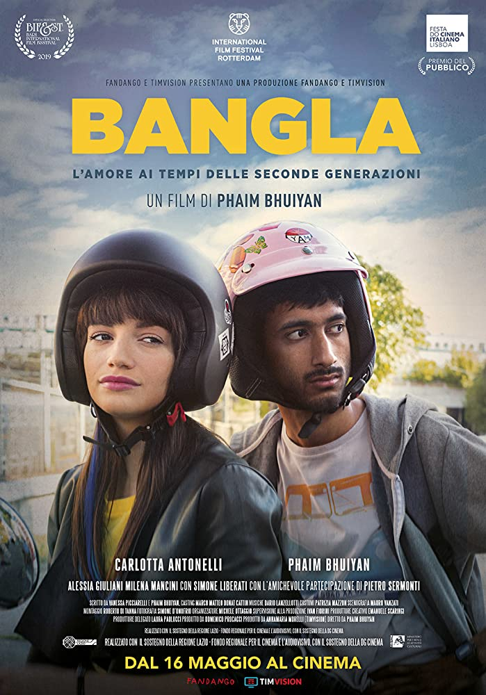 Carlotta Antonelli and Phaim Bhuiyan in Bangla (2019)