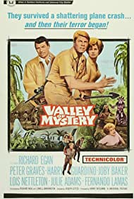 Valley of Mystery (1967) Poster - Movie Forum, Cast, Reviews